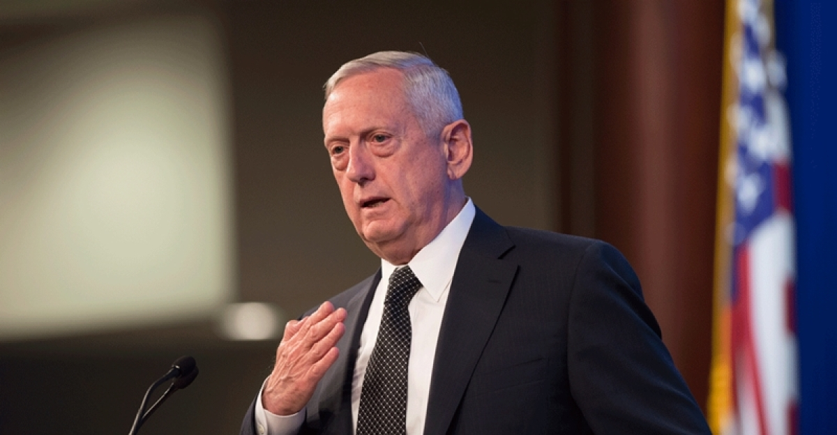 US Defence Secy in Pak to mend frayed ties