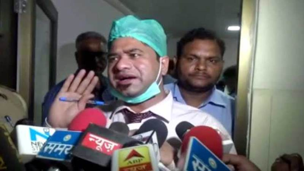 Gorakhpur tragedy: Dr Kafeel Khan made scapegoat, says doctors at AIIMS