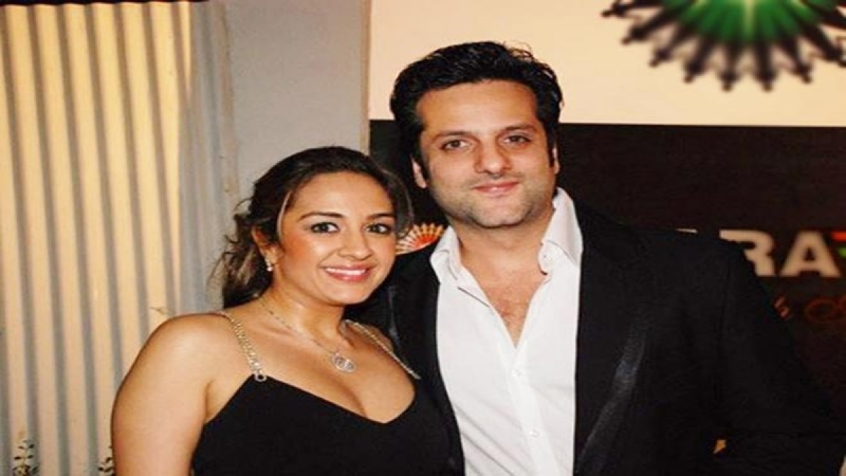 WOW! Fardeen Khan, wife blessed with son