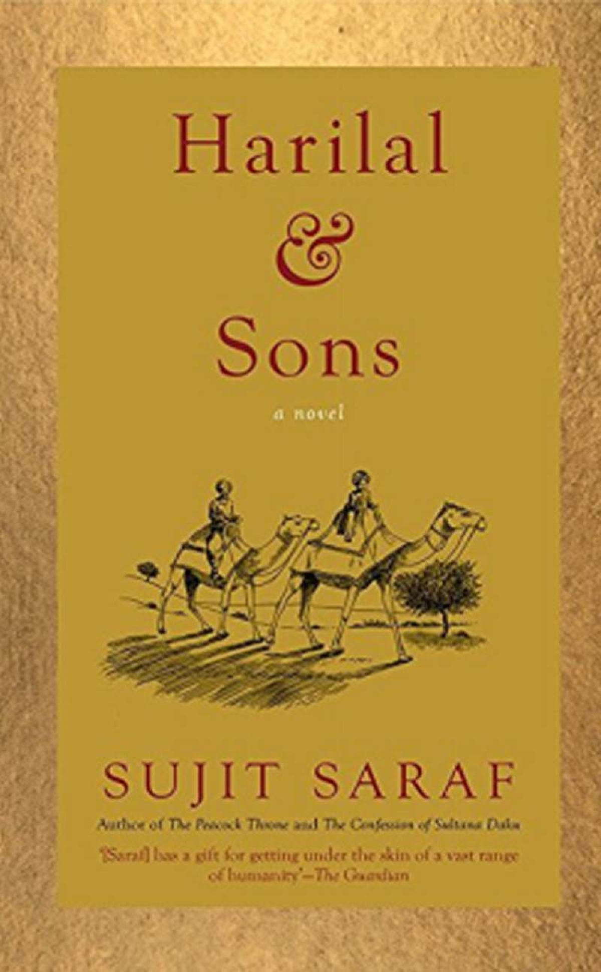 Harilal & Sons: A Novel- Review