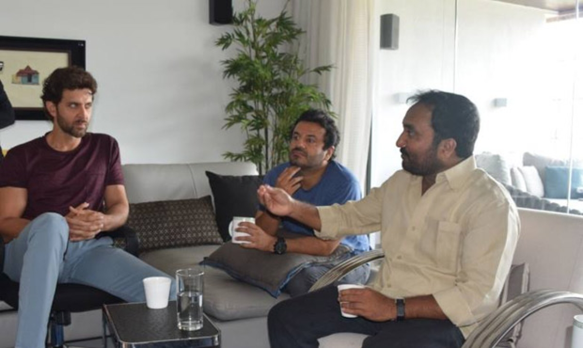 Check out: Hrithik Roshan meets mathematician Anand Kumar to begin prep for his next