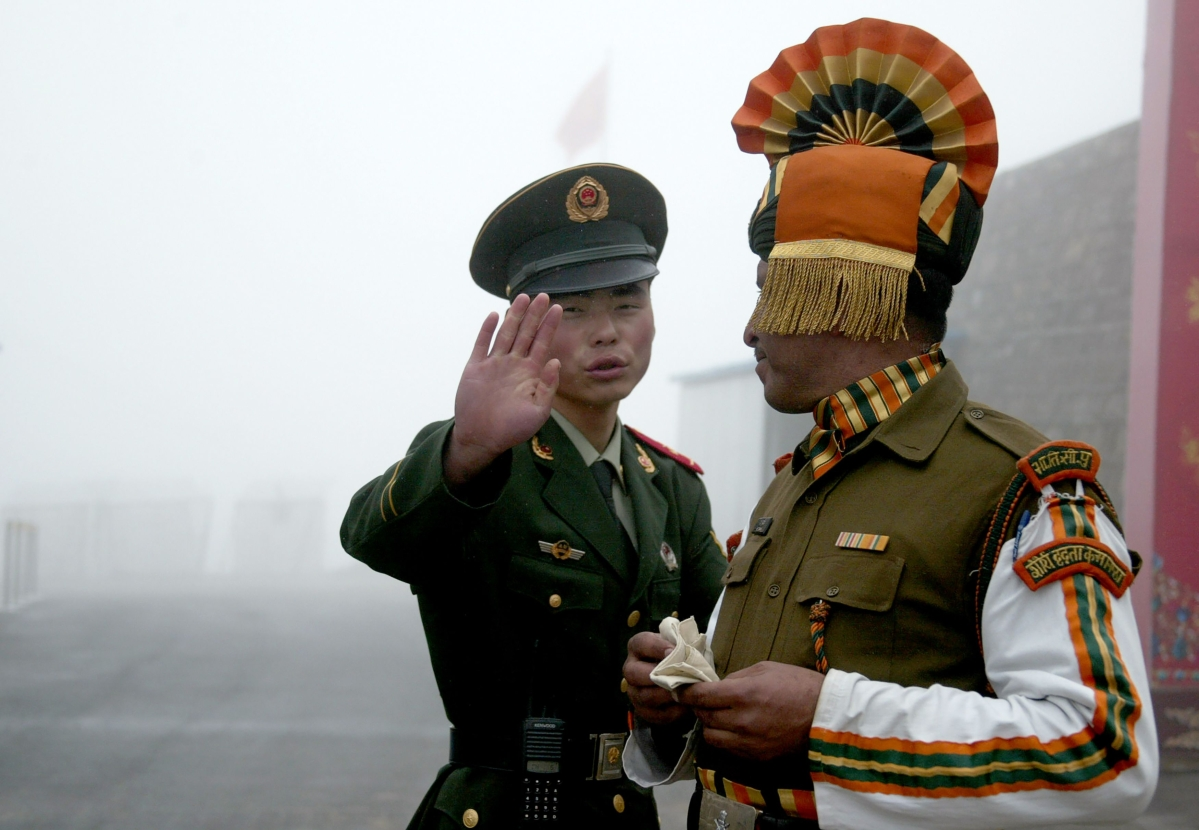 China, India must work to resolve Doklam standoff: US commander