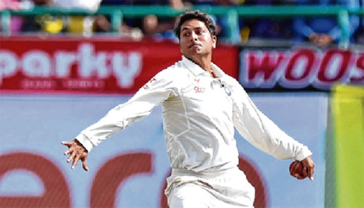 Getting to play third Test against SL will be reward for hard work: Yadav