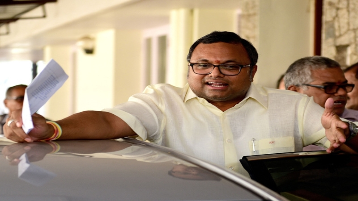 Given details on Karti Chidambaram's possible foreign transactions, assets: CBI
