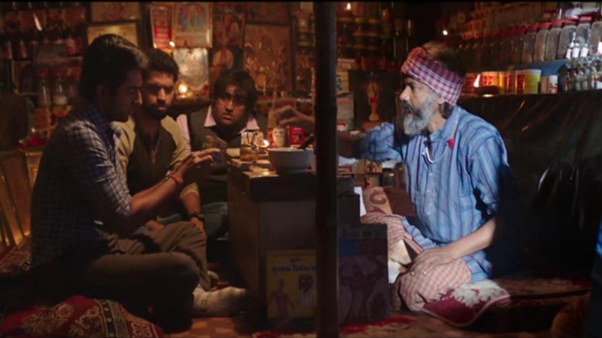 'Shubh Mangal Savdhan' song Laddoo: Ayushmann, Bhumi try various tricks to get rid of Mudit's problem