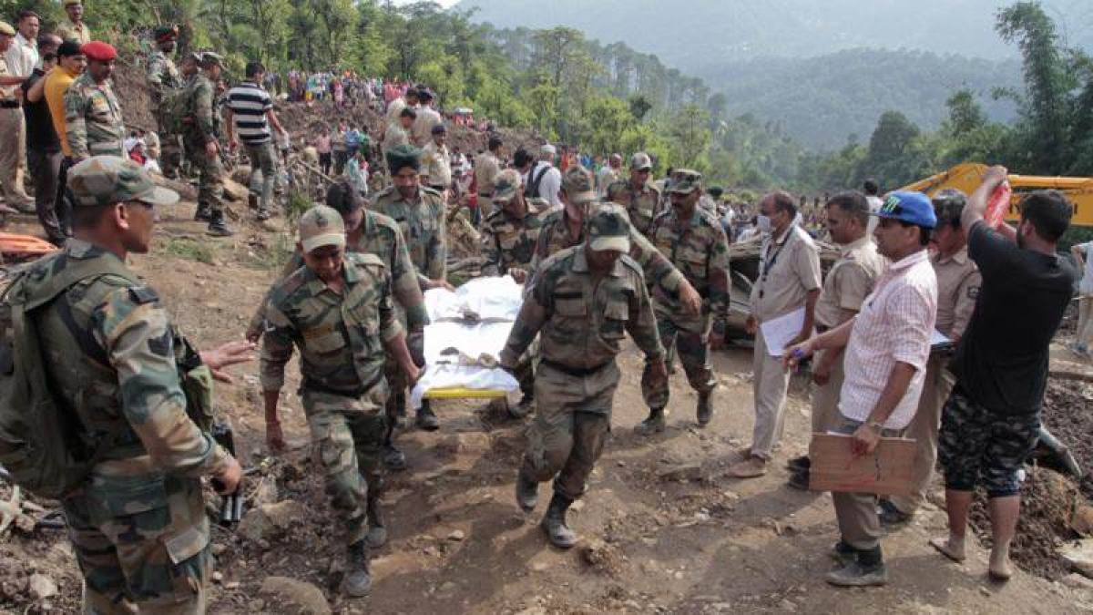 46 dead in Himachal Pradesh mudslide, state to give Rs 5 lakh ex-gratia