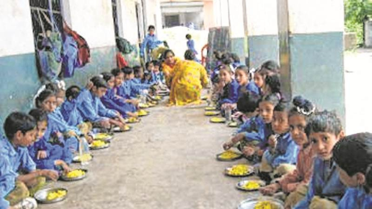 Maharashtra: Snake found in mid-day meal of government school