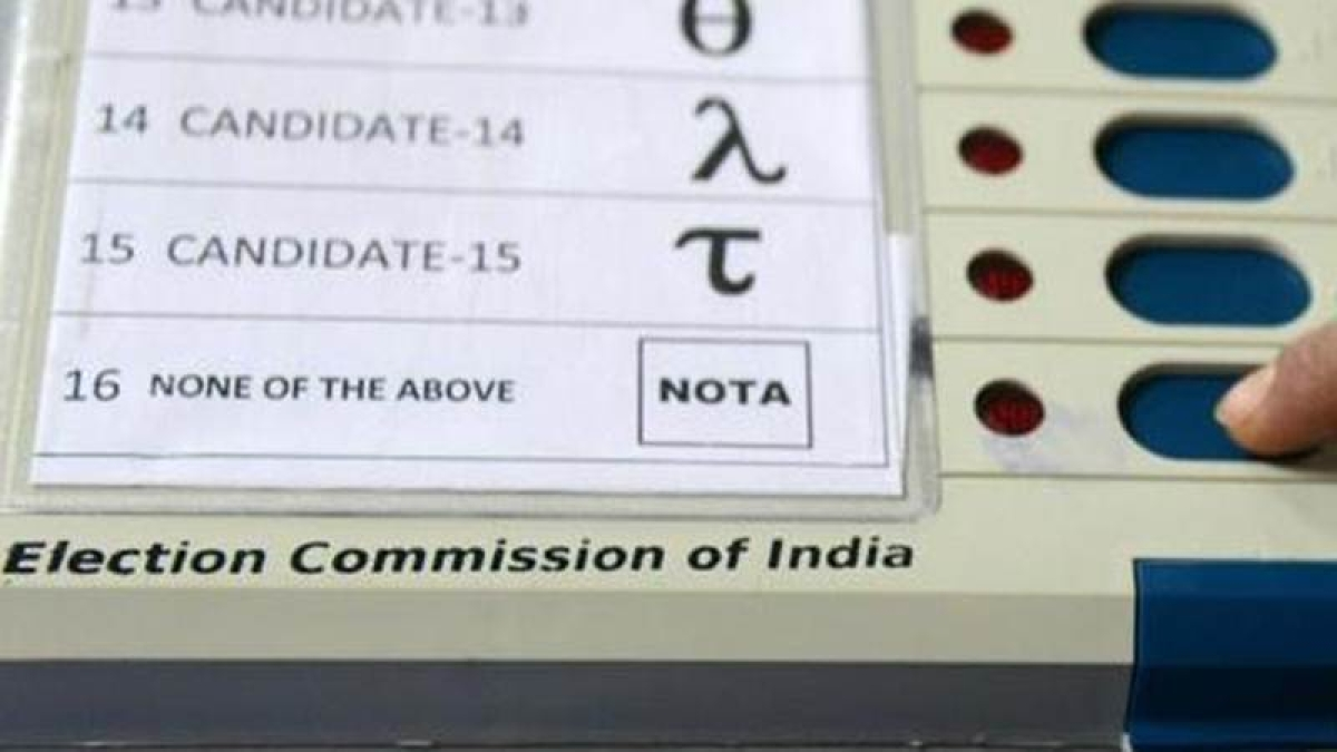 Why NOTA is powerless in India compared to other democracies