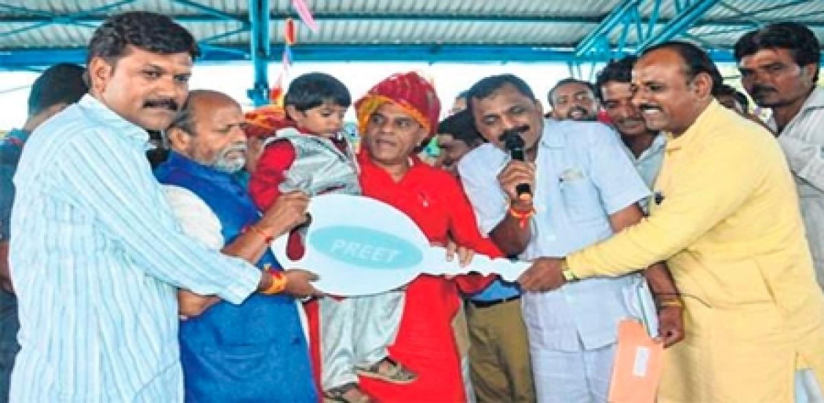 Ujjain: New administrative building inaugurated at krishi upaj mandi