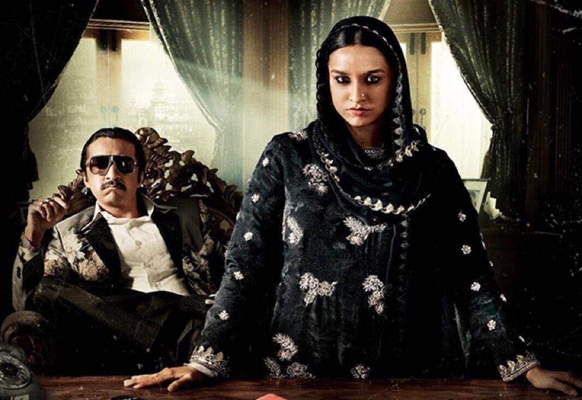 Haseena Parkar : 'Godmother' afflictions