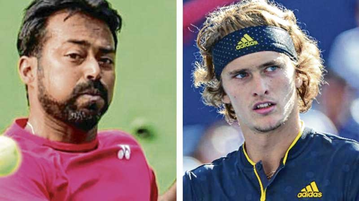 Paes-Zverev bow out of Cincinnati Open tennis