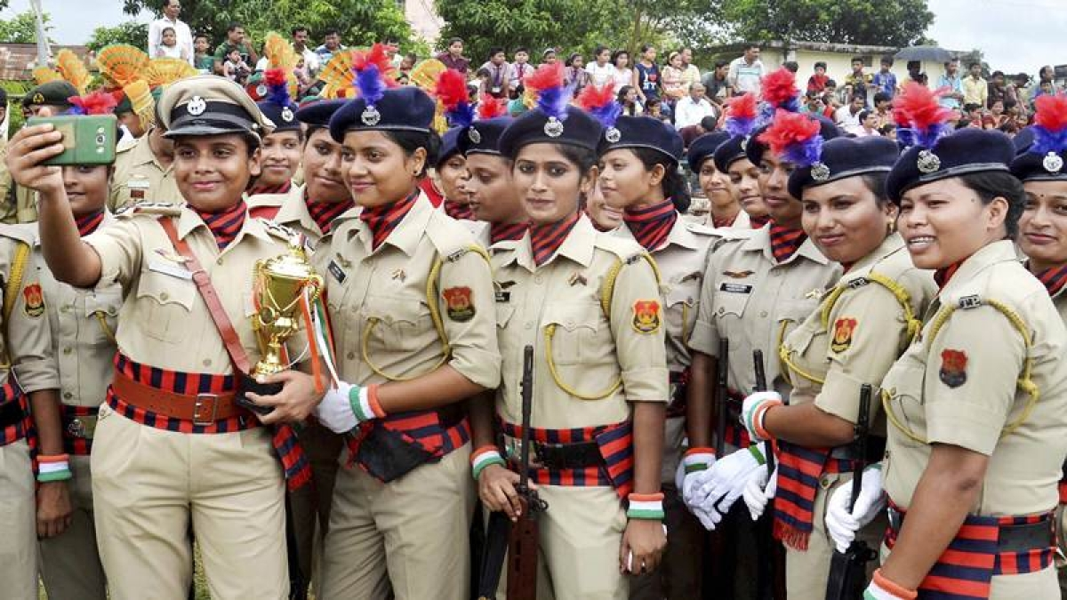 Bhopal: 'Women joining police in drove is a matter of pride & honour'