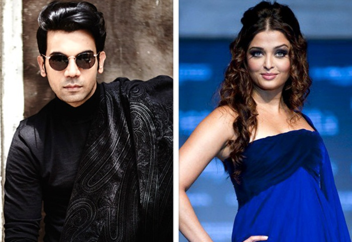 Revealed: Rajkummar Rao finalized to play the man opposite Aishwarya Rai Bachchan in Fanney Khan