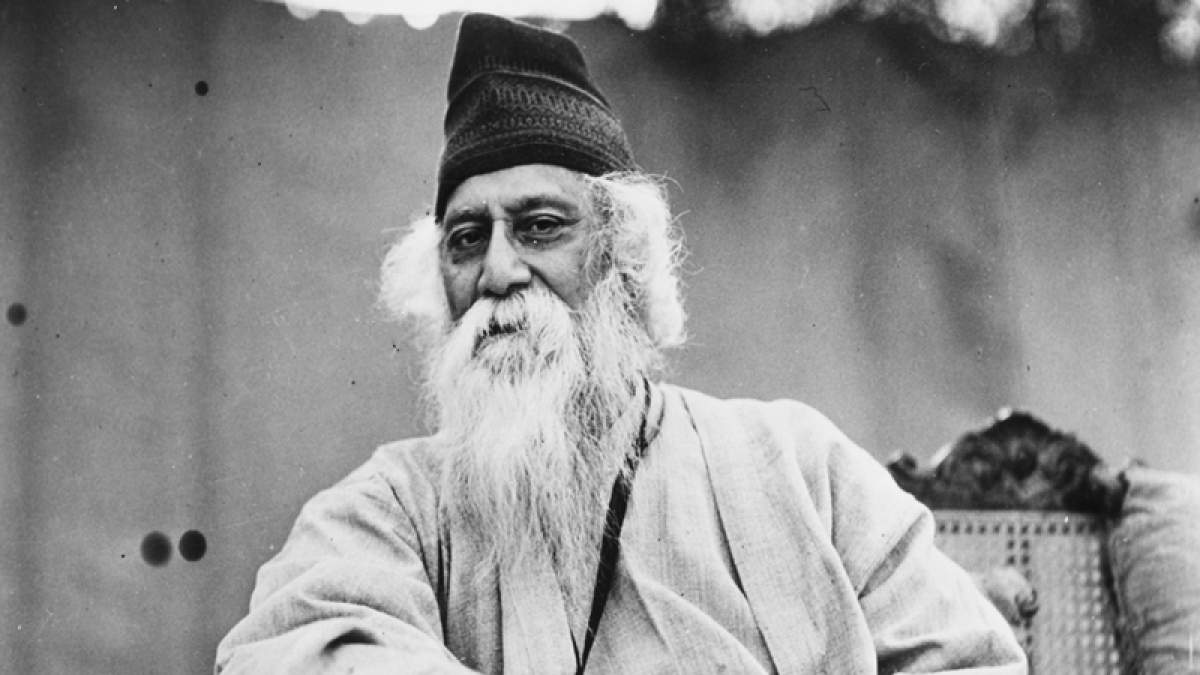Remembering Rabindranath Tagore: A Poetic Tribute by the Bard Fan