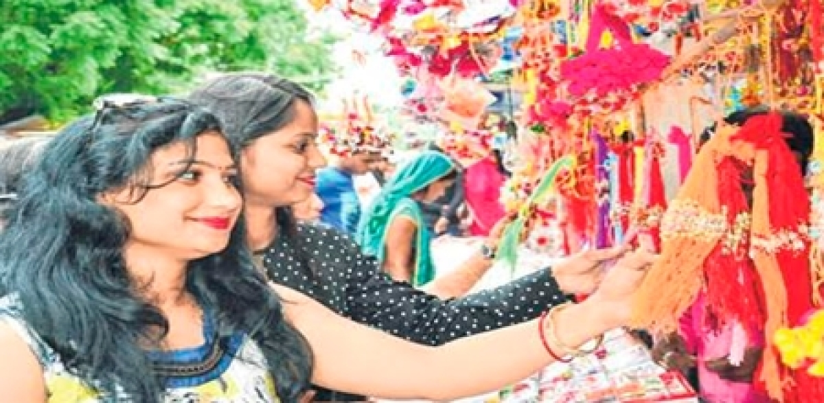 Ujjain: Rakhis of cartoon characters a hit among kids