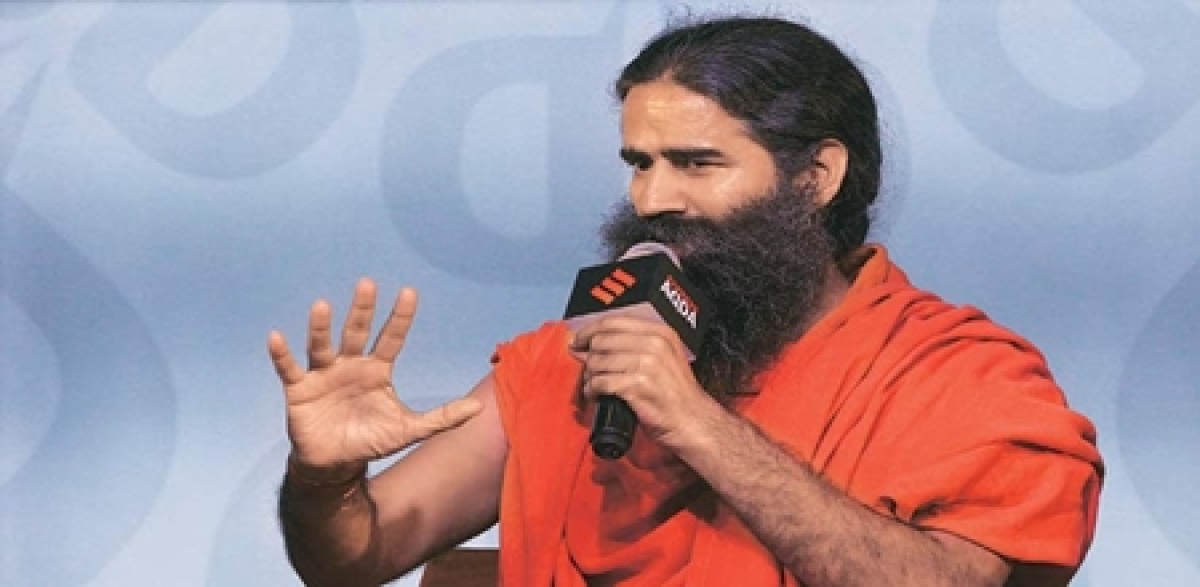 Bhopal: Dera chief's case has embarrassed religious figures says Ramdev
