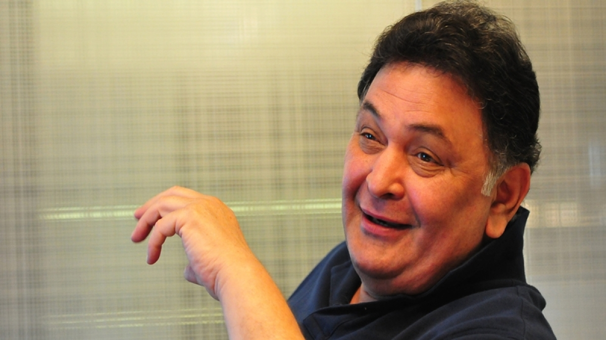 Rishi Kapoor calls for saving rivers in India