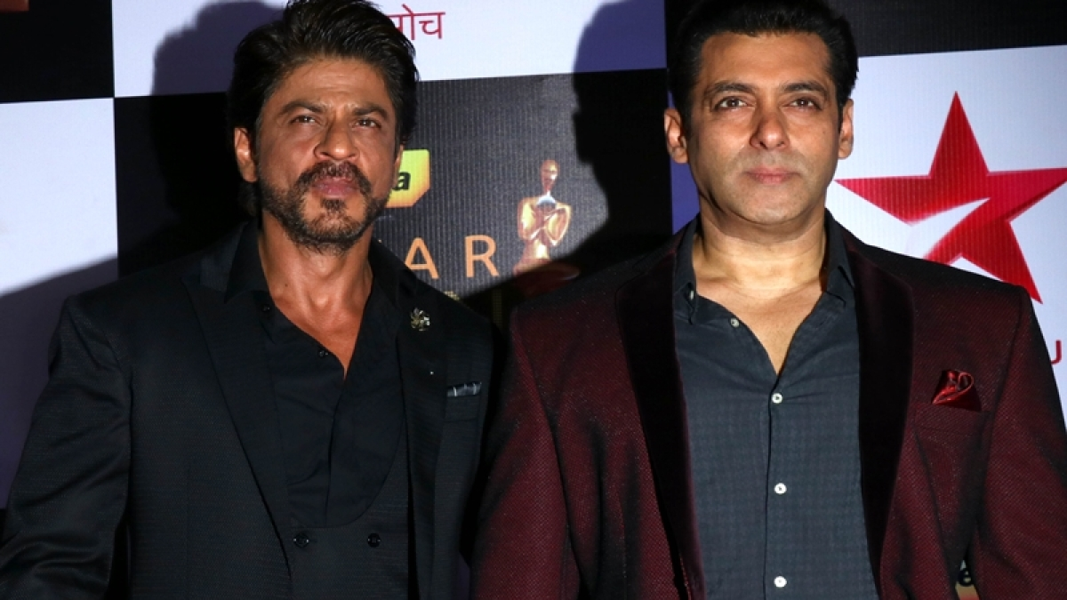 Shah Rukh Khan's hilarious response on doing another film with Salman