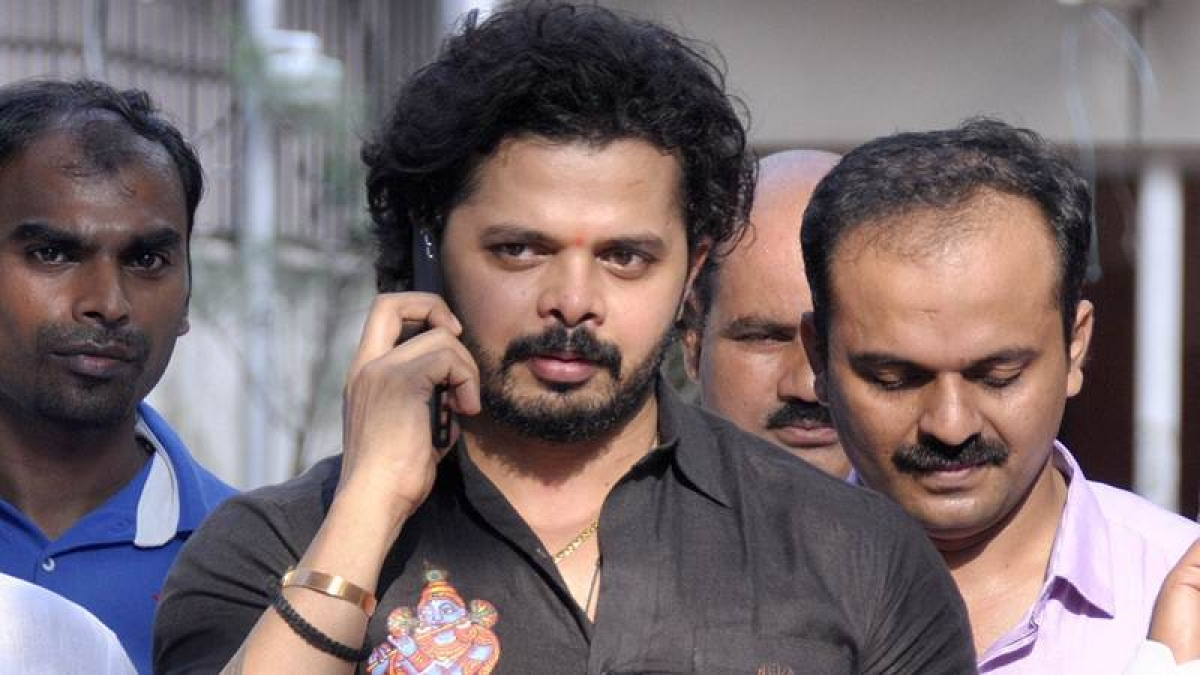 IPL spot-fixing: No relief for Sreesanth as Kerala HC restores life-time ban