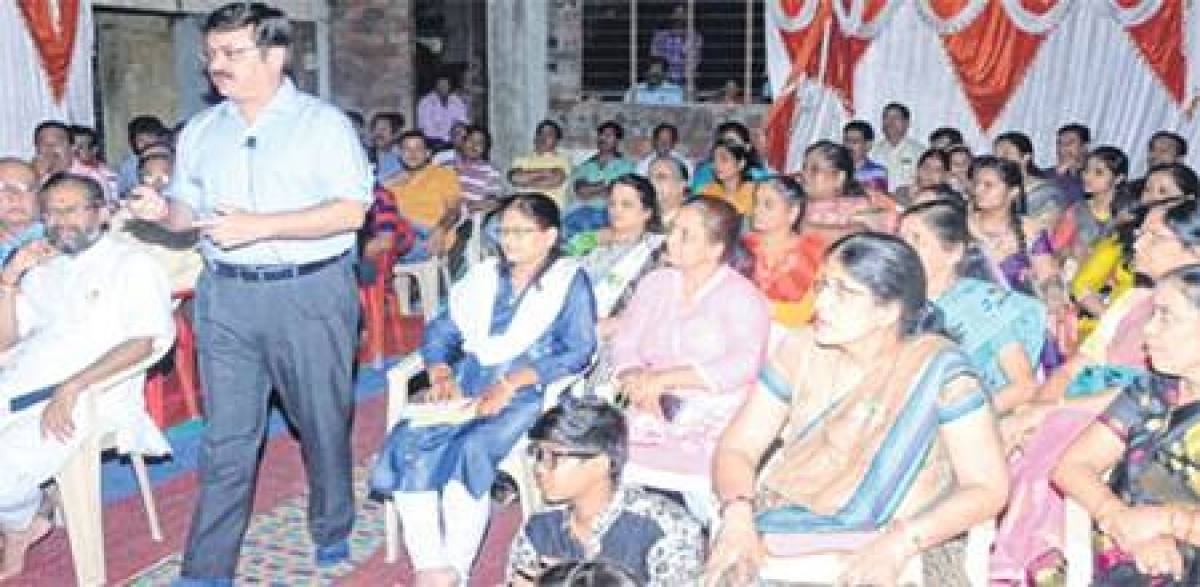 Indore: Senior citizens more vulnerable to online banking frauds: ADG