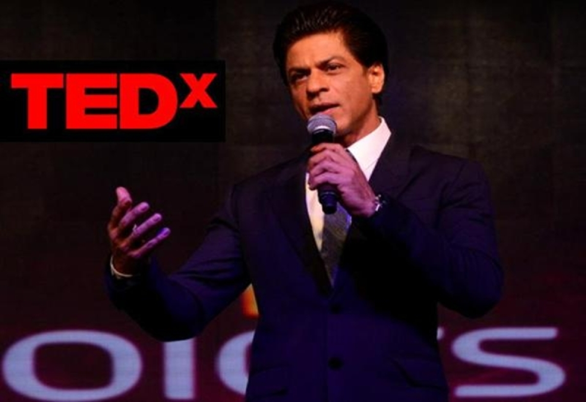 Shocking! SRK's comment on Gurmeet Ram Rahim Singh's arrest chopped from TED Talks