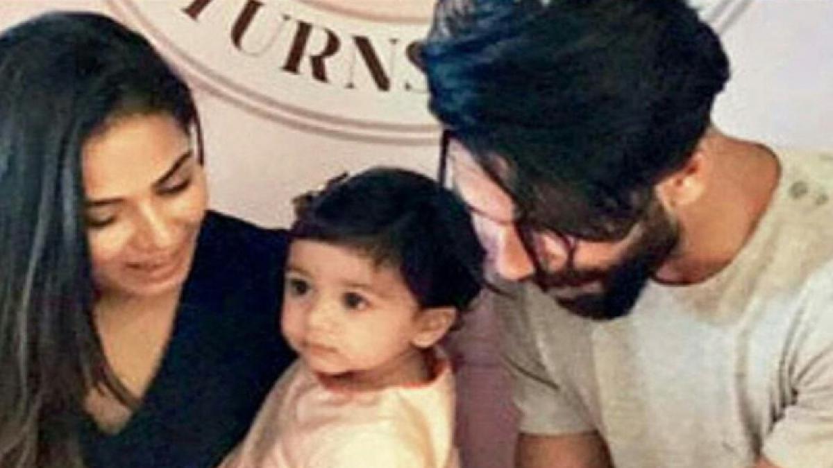 Daughter's Day 2020: Mira Kapoor pens sweet note for her 'little piece of heaven' Misha