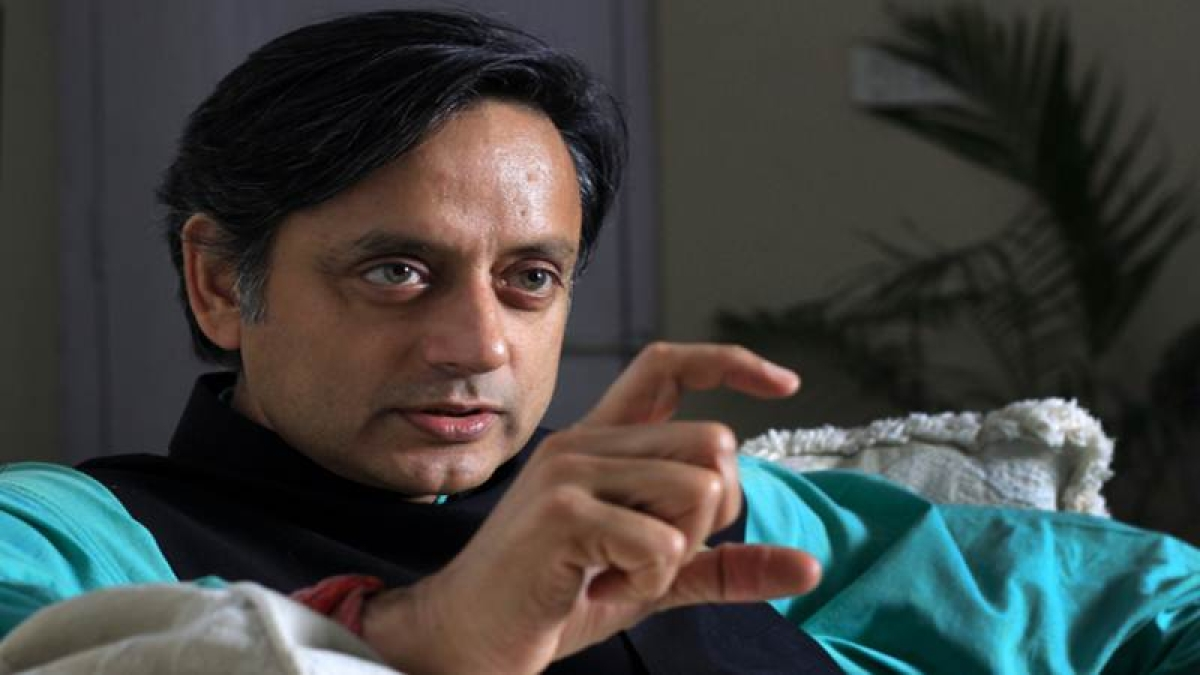 In Tharoor's dictionary – After 'F' comes the 'R' word