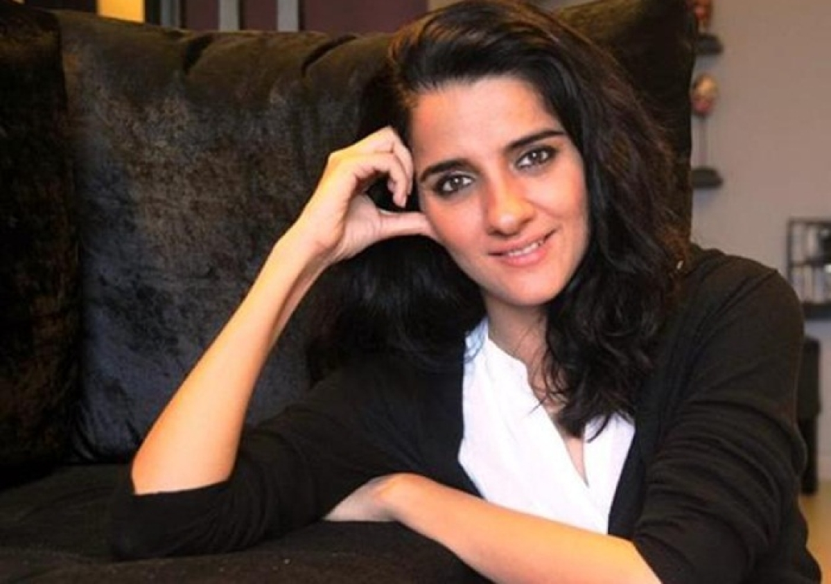 Always nice to see women in action scenes, says Shruti Seth