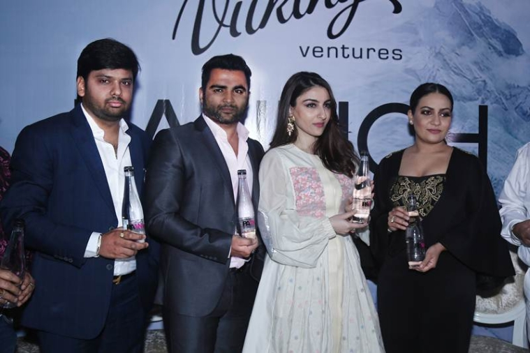 Saurav Beverages launches Paani, pure & enriched Himalayan mineral water
