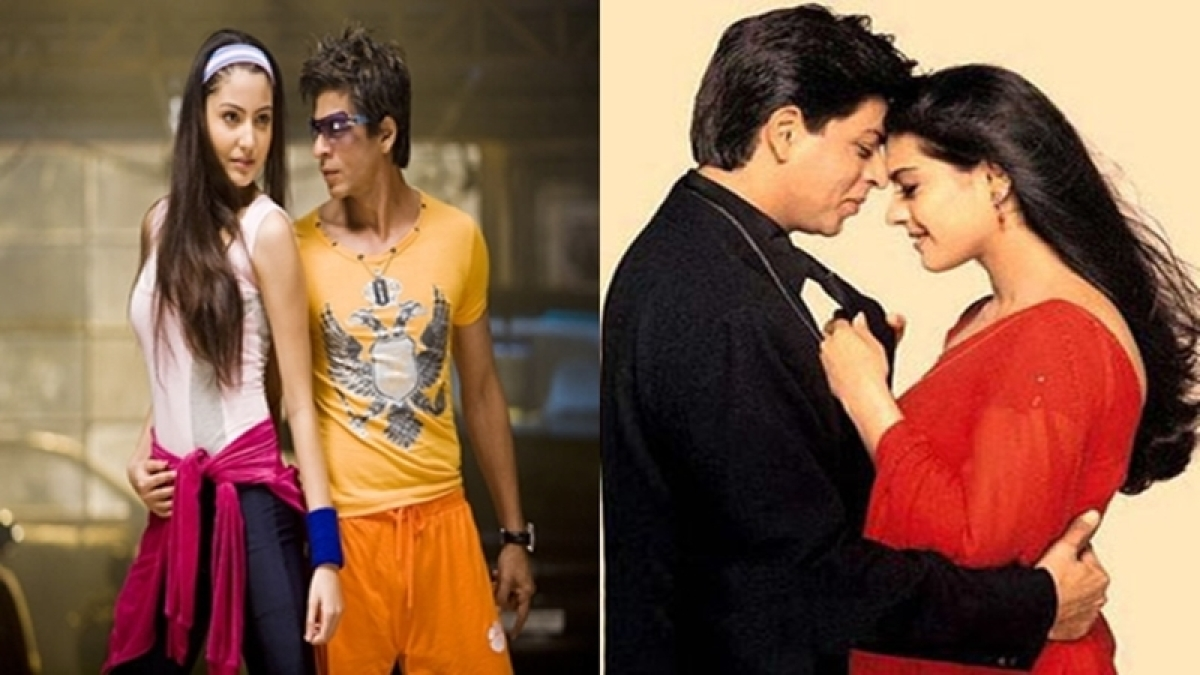 Did SRK just compare Anushka, Kajol?