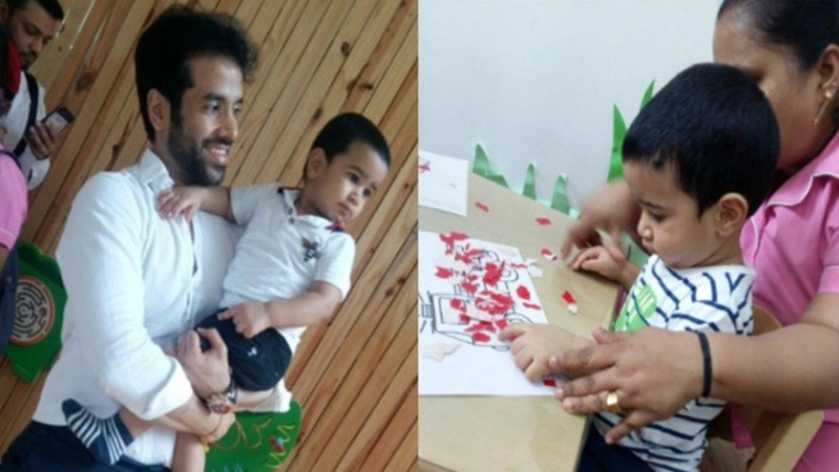 Check out: Tusshar Kapoor's son Laksshya Kapoor begins pre-school and it's adorable