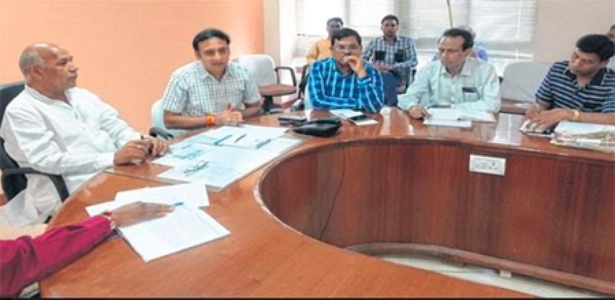 Ujjain: UDA to generate bills to big defaulters regularly