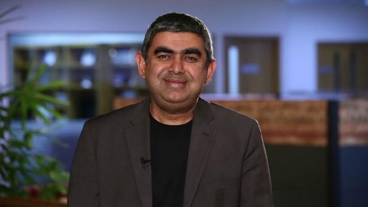 #FundingAlert: Vishal Sikka's Vianai Systems raises $140 mn; Series B round led by Softbank Vision Funding 2