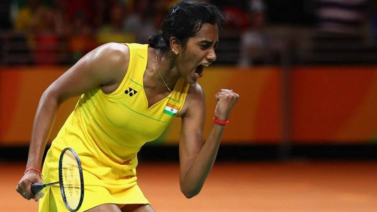 Ready to roar for my next fight says P.V. Sindhu