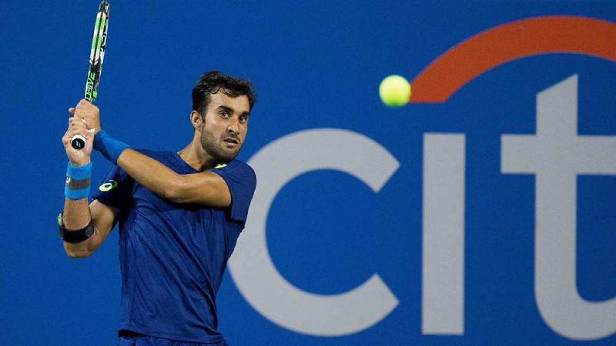 Brilliant Yuki stuns Defending Champ Gael Monfils in Citi Open
