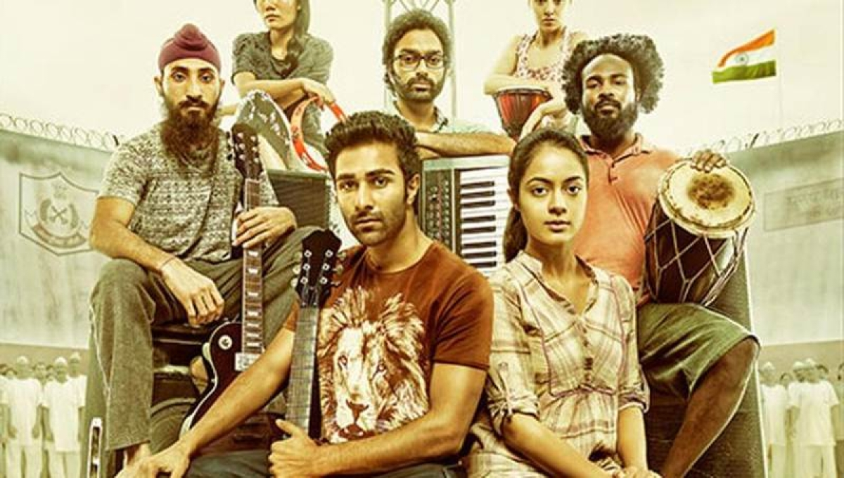 Qaidi Band: Review, Cast, Story, Director