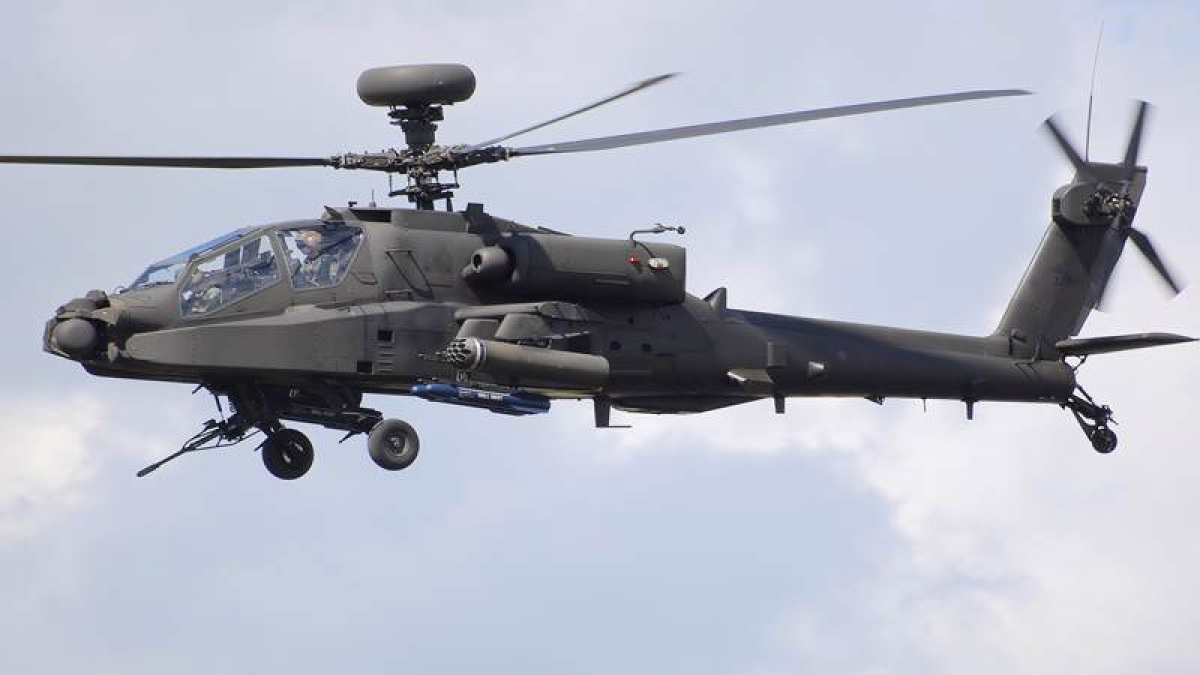 Two Chinese helicopters violated Indian airspace near Ladakh area: Sources