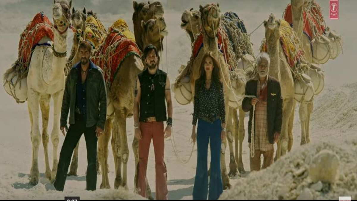 'Baadshaho' trailer is out: Ajay and Emraan's powerful dialogues and one liner will blow your mind
