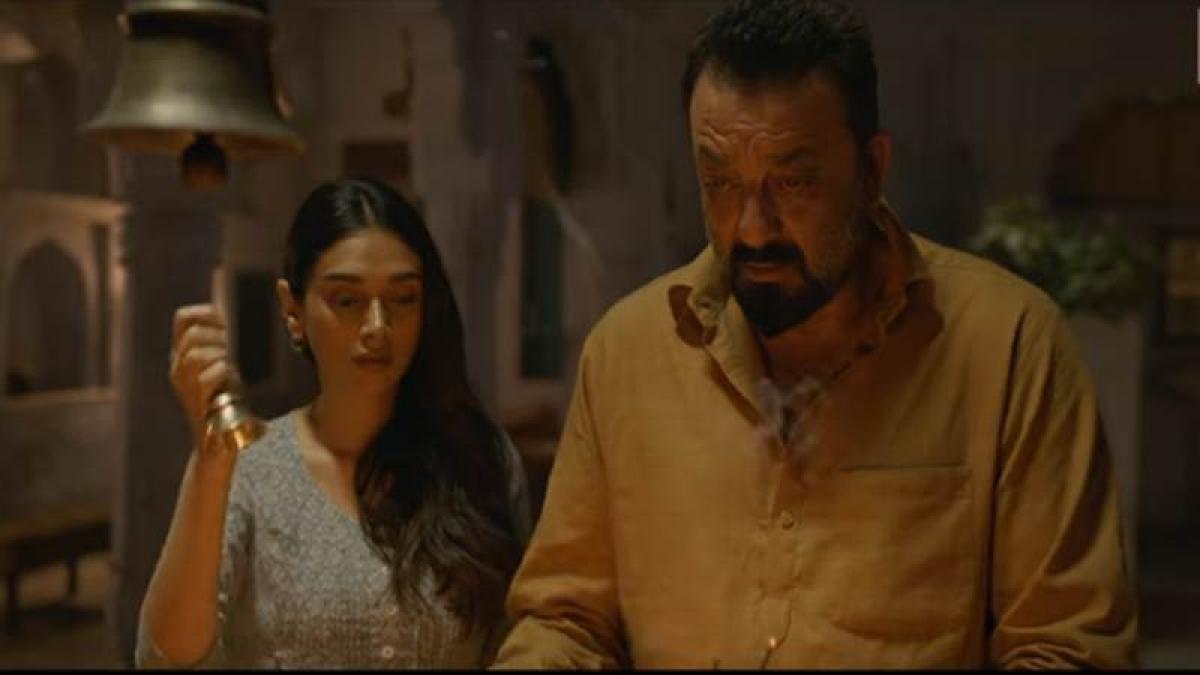 Bhoomi Trailer! Watch Sanjay Dutt, Aditi Rao in this intense revenge drama