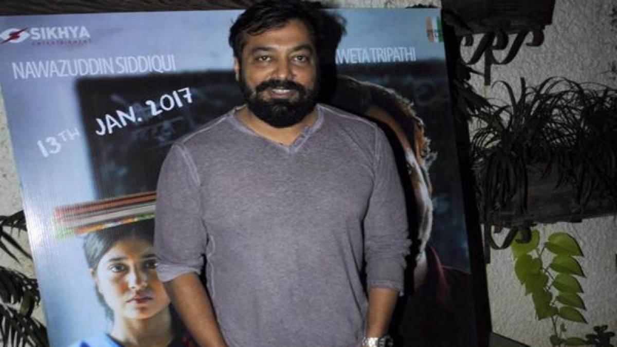 Too many expectations kill me, says Anurag Kashyap