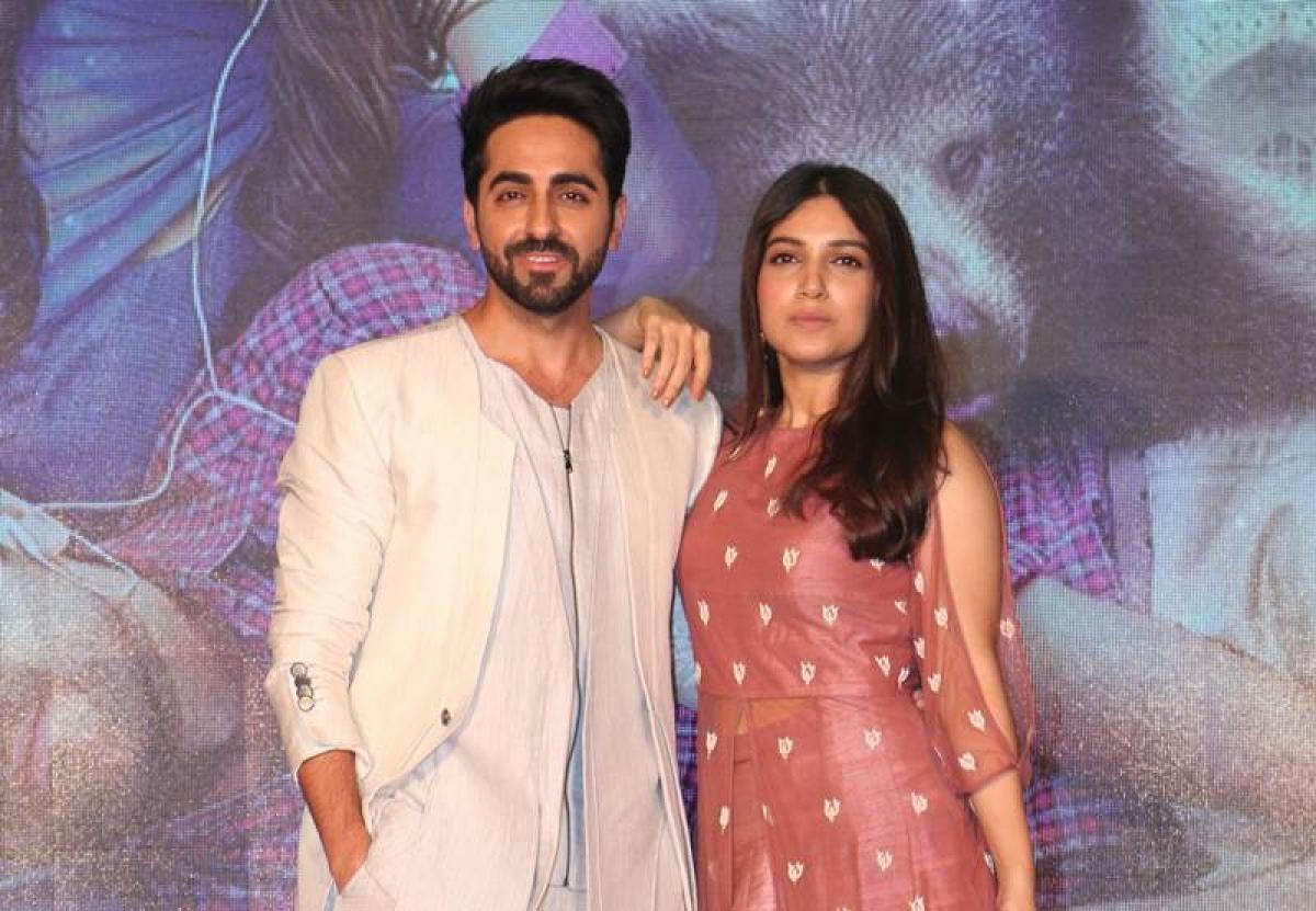 Shubh Mangal Savdhan movie Speaks about marital problem