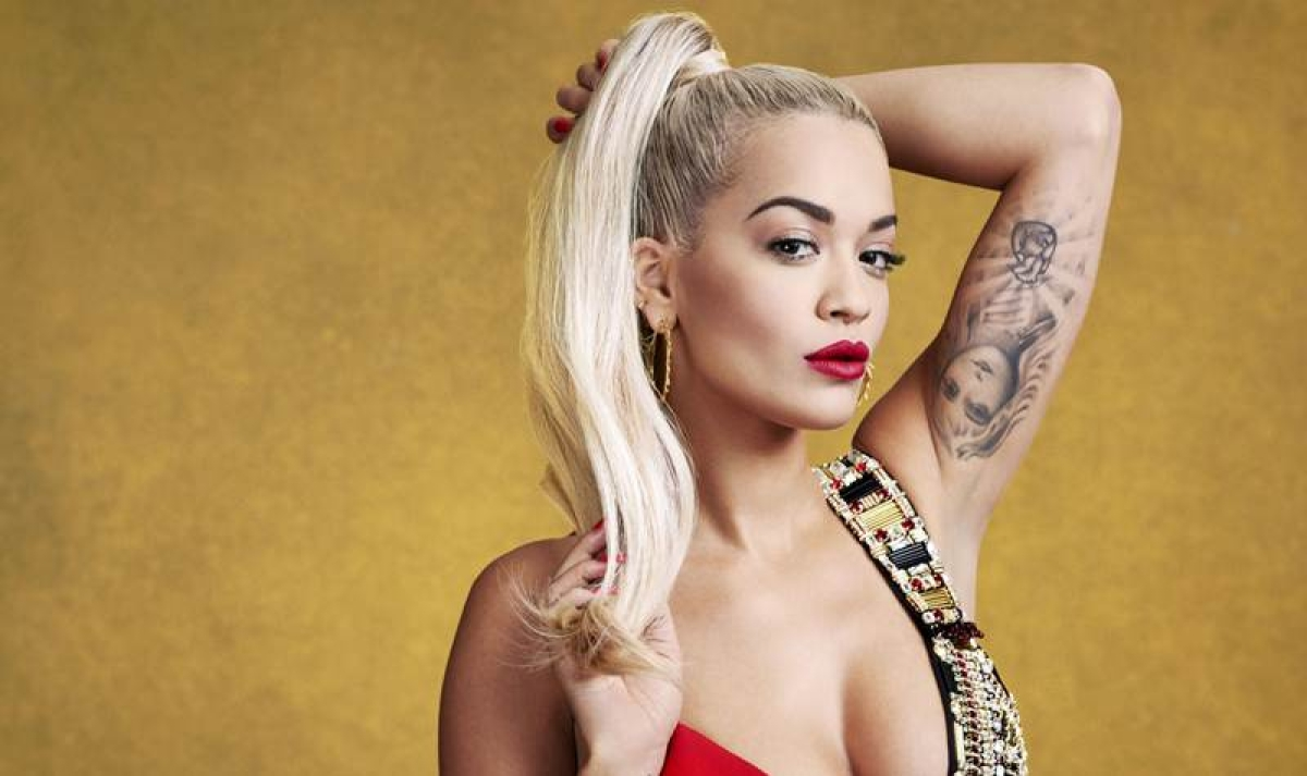 Rita Ora thanks Sheeran for support in difficult times