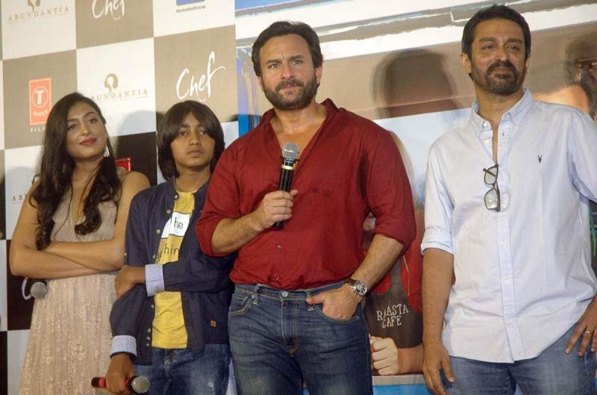 Saif Ali Khan's 'Chef' trailer is full food, fun and family
