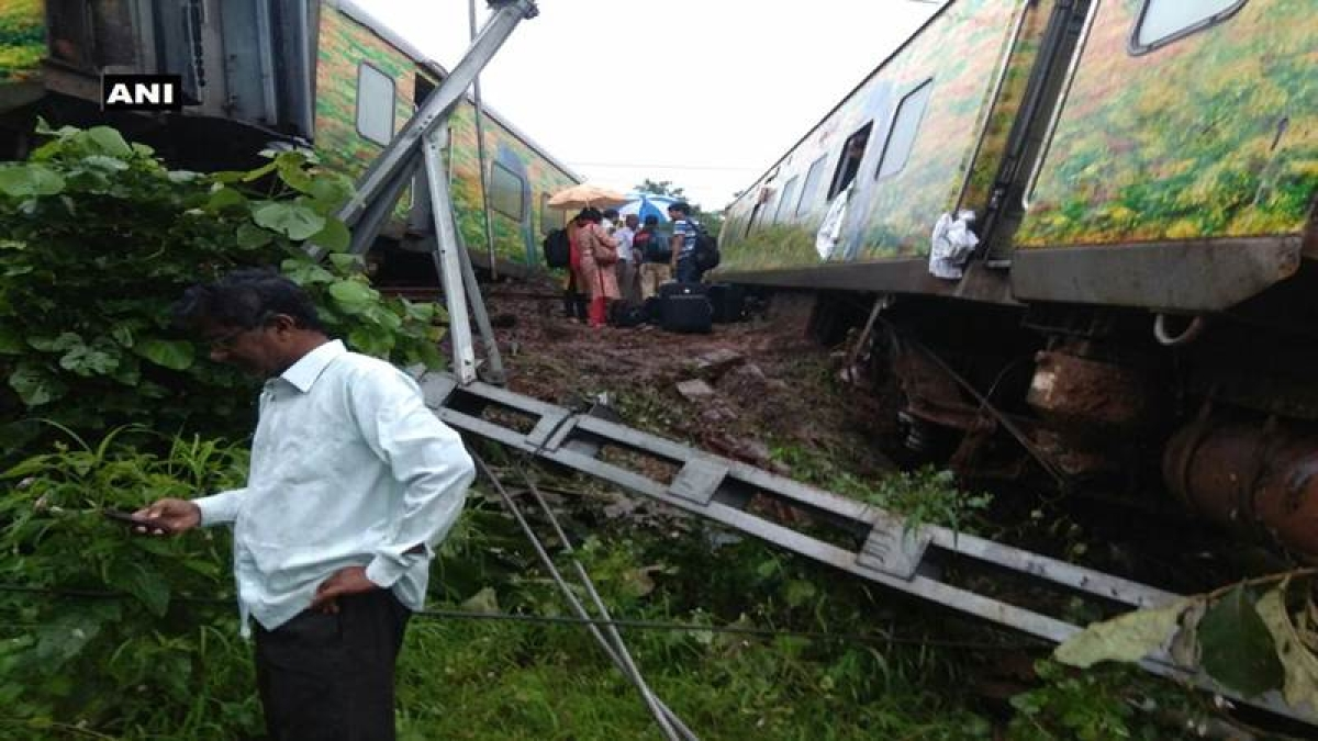 With four derailments in 10 days, Indian Railways going off track