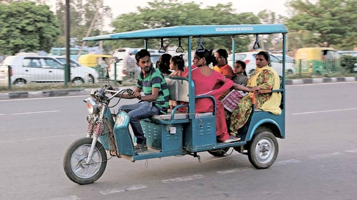 Maharashtra government mulls e-rickshaws in Matheran