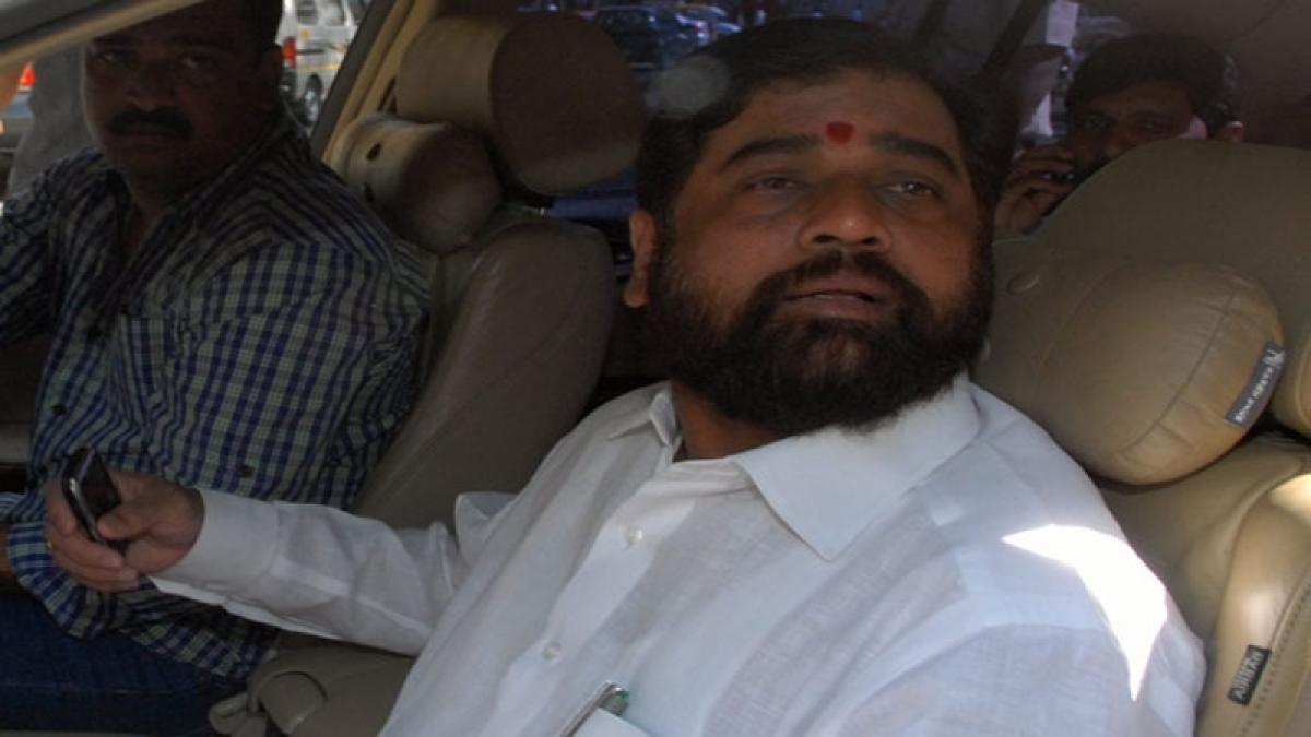 Maharashtra minister Eknath Shinde: Not an inch of land forcefully acquired for Samruddhi E-way