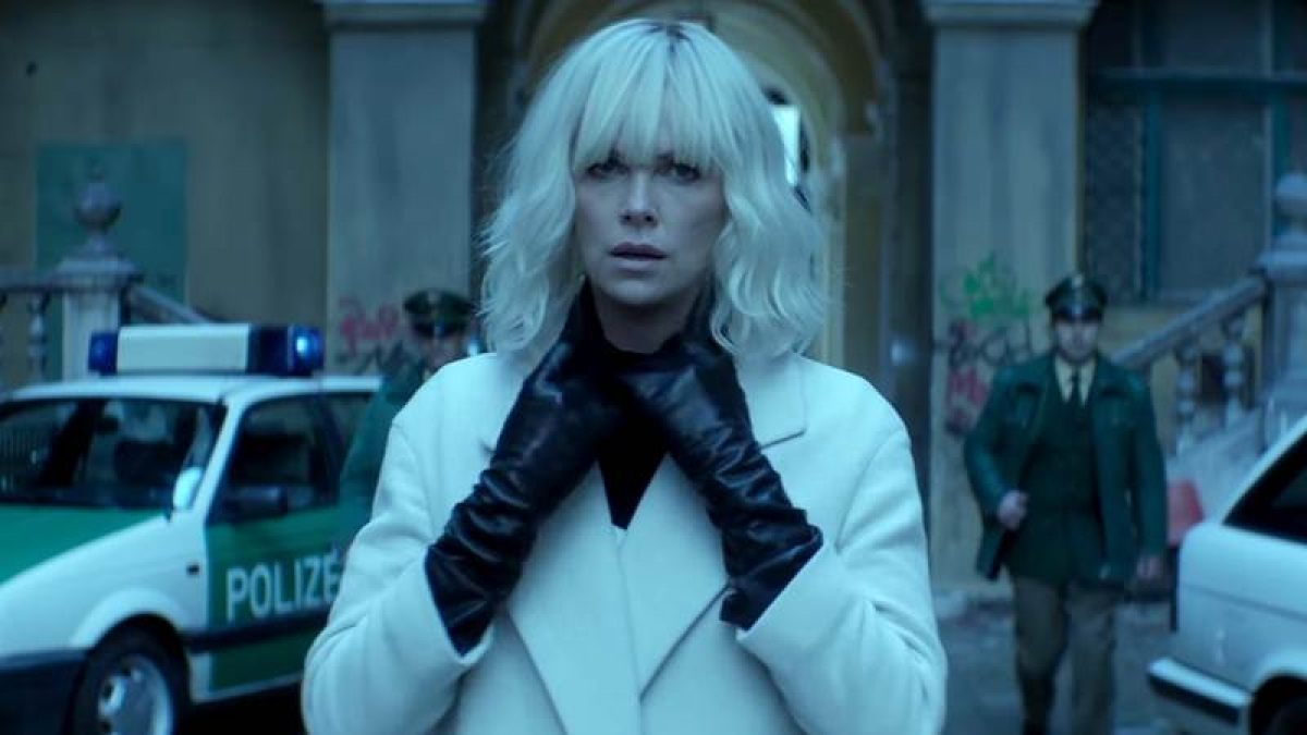 Atomic Blonde: Review, Cast, Story, Director