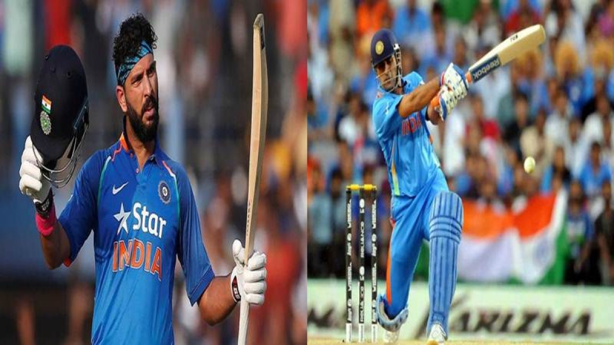 Are Indian selectors sending a message to Dhoni by 'resting' Yuvraj Singh?