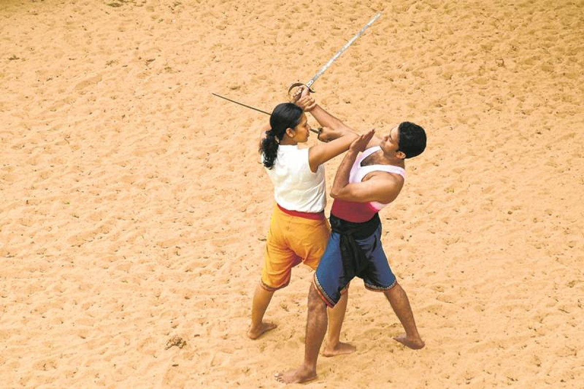 Kalarippayattu From martial art to fitness regime