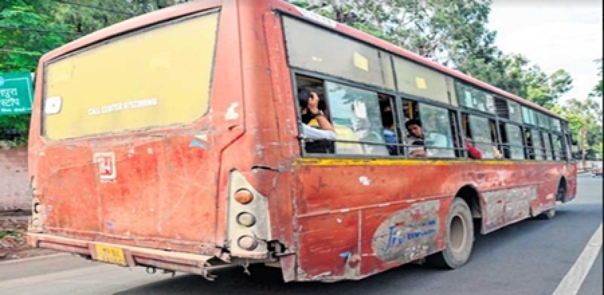 Bhopal: Old low floor buses to be replaced